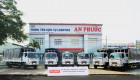 FUSO bàn giao 6 xe tải trung Fighter 16 tấn cho khách hàng