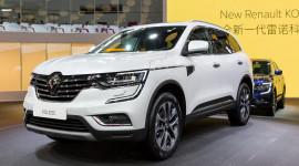 Cận cảnh Renault Koleos 2016 vừa ra mắt