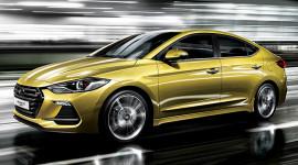 Hyundai Elantra Sport có công suất 201 mã lực