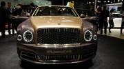 Bentley trình làng Mulsanne 2017 phiên bản giới hạn 50 chiếc