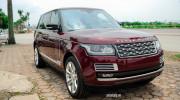 """Ngắm Range Rover Autobiography LWB Black Edition màu """"độc"""" tại Hà Nội"""