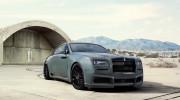 """Rolls-Royce Wraith độ """"siêu"""" hầm hố mạnh 717 mã lực"""