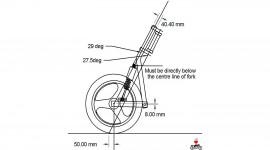 Tìm hiểu về cấu tạo phuộc trước xe máy (Phần 3)