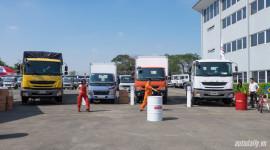 Bạn có muốn lái xe tải FUSO tại Việt Nam?