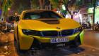 """Cận cảnh BMW i8 biển """"khủng"""" màu vàng chanh độc nhất Hà Nội"""