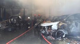 Vì sao garage ôtô dễ bị bốc cháy?