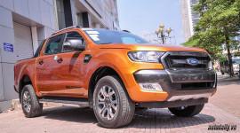 Ford Ranger: Từ vua bán tải đến kẻ thống lĩnh thị trường