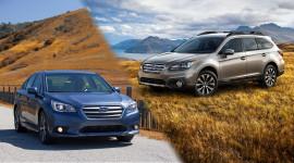 Subaru triệu hồi Legacy và Outblack do lỗi hệ thống trục lái