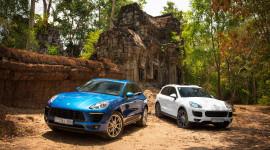 """Nhập vai """"đặc vụ"""", trải nghiệm Porsche Cayenne và Macan"""