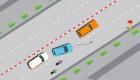 Ôtô vượt phải bị phạt bao nhiêu?