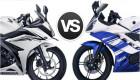 So sánh nhanh Honda CBR150R 2016 và Yamaha YZF-R15 2015