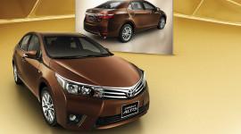 Toyota Việt Nam trình làng Corolla Altis 2016, giá không đổi