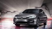 Honda Accord 2016 với đèn pha full LED ra mắt thị trường châu Á