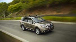 Subaru Forester 2017 có giá từ 22.595 USD