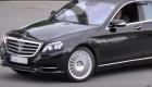 Mercedes-Benz S-Class bản nâng cấp ra mắt vào năm 2017
