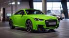"""""""Diện kiến"""" Audi TT RS 2016 màu """"độc"""""""