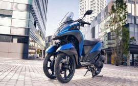 """Yamaha trình làng xe """"ba bánh"""" Tricity 155 2016"""
