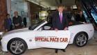 """Ứng viên Tổng thống Mỹ là tay chơi xe """"khét tiếng"""""""