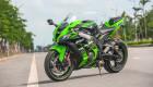 Chi tiết siêu môtô Kawasaki Ninja ZX-10R 2016 đầu tiên tại Hà Nội