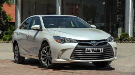 Cận cảnh Toyota Camry XLE bản Mỹ giá hơn 1,9 tỷ đồng tại Hà Nội