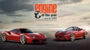 Cỗ máy V8 Biturbo của Ferrari đạt danh hiệu động cơ của năm 2016