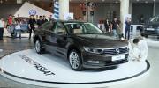 Volkswagen Passat 2016 – Đối thủ Toyota Camry chính thức ra mắt