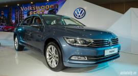 Chi tiết Volkswagen Passat 2016, giá từ 1,45 tỷ đồng