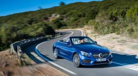 Mercedes bắt đầu nhận đơn đặt hàng C-Class mui trần