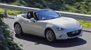 Mazda MX-5 đạt tiêu chuẩn an toàn cao của ANCAP