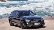 Mercedes-Benz E-Class Estate 2017 chính thức lộ diện