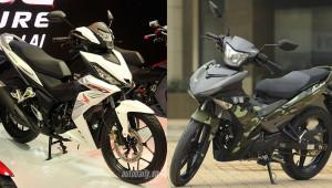 """Winner 150 """"chào bán"""", fan Honda và Yamaha tranh cãi """"nảy lửa"""""""