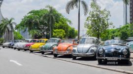 """""""Xe con bọ"""": Hồi ức về Hòn Ngọc Viễn Đông"""