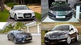 Có 3 tỷ đồng, chọn mẫu sedan hạng sang nào?
