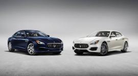 Maserati Quattroporte 2017 chính thức trình làng