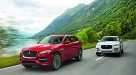 Jaguar F-Pace có giá bán chính thức từ 40.990 USD