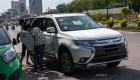 Mitsubishi Outlander 2016 bất ngờ xuất hiện tại Việt Nam