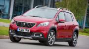 Peugeot 2008 mới có giá từ 19.500 USD