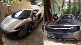 McLaren 650S Spider - Siêu xe mới nổi trong làng xe Việt