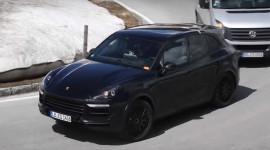 Porsche Cayenne thế hệ mới tiếp tục lộ diện trên đường thử