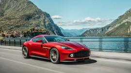 Aston Martin sẽ sản xuất 99 chiếc Vanquish Zagato, giá hơn 730.000 USD