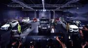 5 ngày, 350 xe Mercedes-Benz đến tay khách hàng Việt