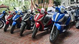 Piaggio Việt Nam giới thiệu Medley S 150 giá 86 triệu đồng