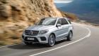 Mercedes-Benz GLE-Class 2016 nằm trong top xe an toàn nhất