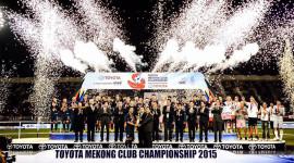 Toyota tổ chức giải bóng đá khu vực sông Mê Kong TMCC 2016