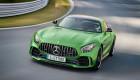 Mercedes AMG GT phiên bản mạnh nhất chính thức trình làng