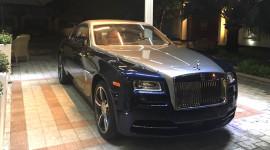 Thiếu gia Phan Thành tậu xe siêu sang Rolls-Royce Wraith 18 tỷ đồng
