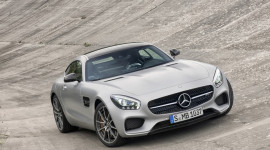 Xe thể thao Mercedes AMG GT chốt giá từ 111.200 USD