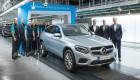 Mercedes-Benz GLC Coupe chính thức đi vào sản xuất