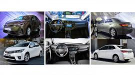 So sánh trực quan Toyota Corolla 2017 và phiên bản cũ