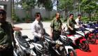 Yamaha Exciter 150 làm nhiệm vụ săn bắt cướp